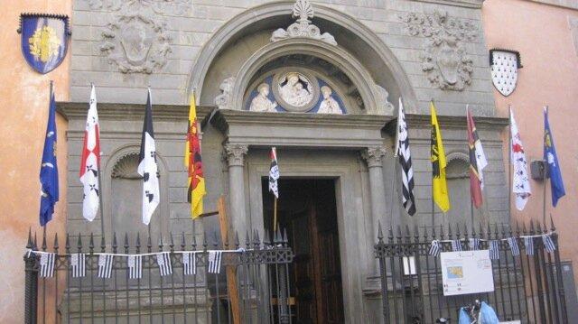 Drapeaux Diocèses bretons