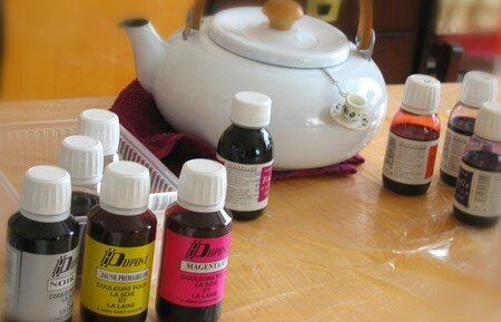 thé des moines façon perroquet