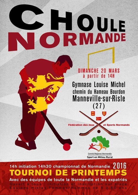 Affiche_championnat_Normandie_choule_Manneville_sur_Risle___20