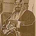 1930 - l'angleterre refuse le pétrole de l'arabie saoudite