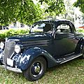 FORD Deluxe Early V8 3window coupé 1936 Baden Baden (1)