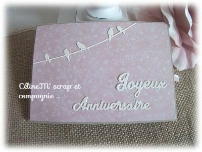 carte therèse anniv