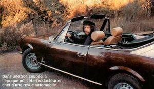 Claude Vorilhon (504 Coupé - Redchef revue AutoPop)