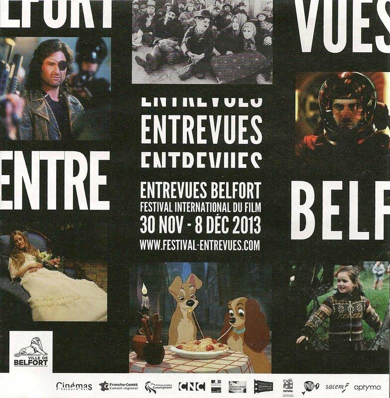 Brochure EntreVues 2013 R
