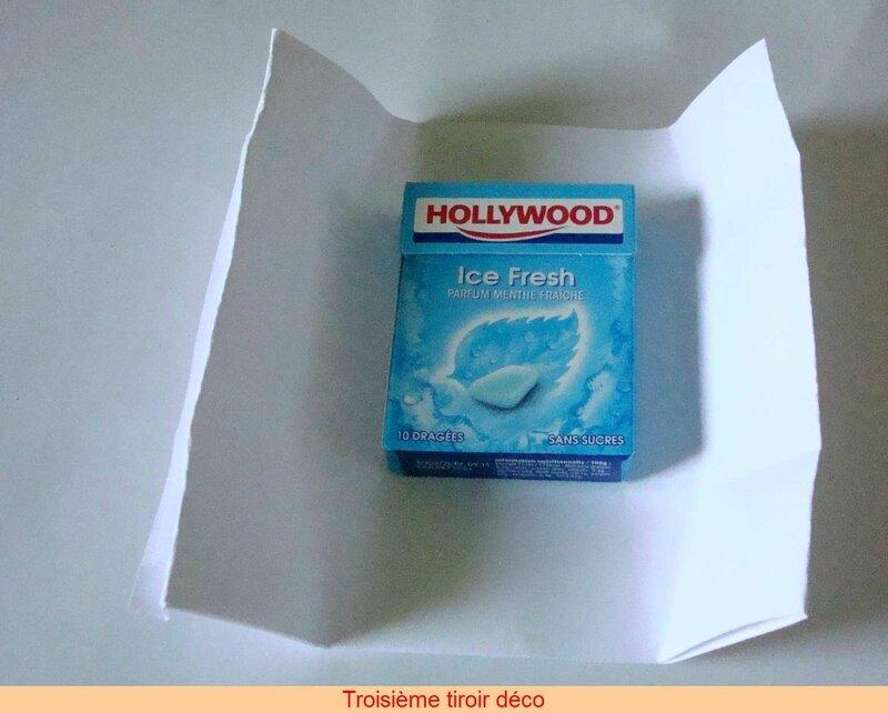 boite chewing gum