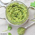 Pesto basilic au thermomix