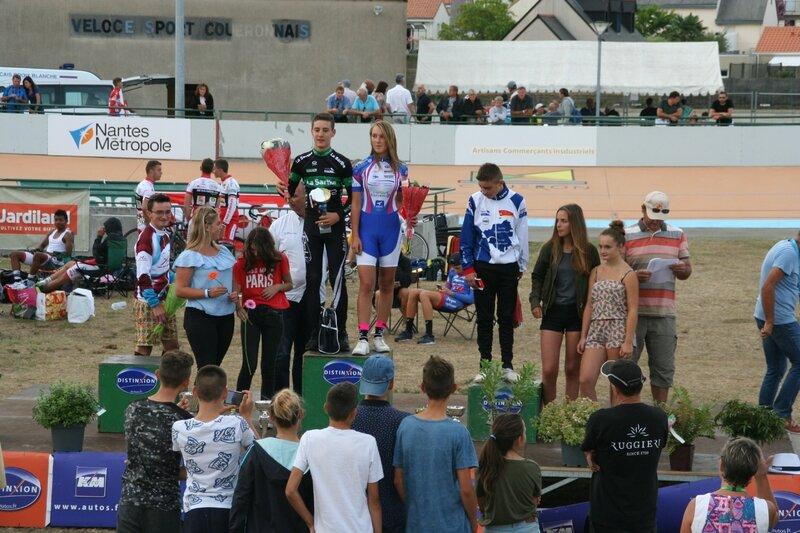 Trophée des sprinteurs (186)