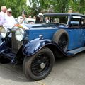 Rolls-Royce 20-25 Continental de 1932 (Retrorencard aout 2010) 01