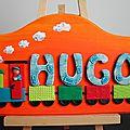 Hugo - 20 €-VENDU