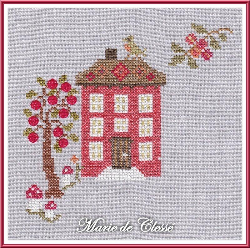 La Maison aux Pommiers [Le Chalet des Pérelles] (1)