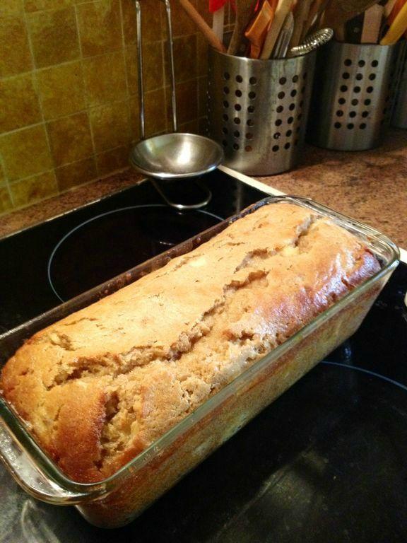 cake bananes-mascarpone du blog d'herve - cuisine en fête de gabrielle