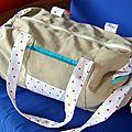 Le sac à langer à ★