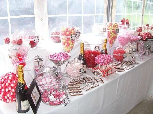 un incontournable pour notre th me le candy bar our rockabilly wedding. Black Bedroom Furniture Sets. Home Design Ideas