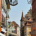 Ancien presbytère protestant - Grand'Rue à Colmar