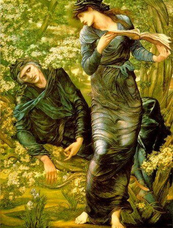 The_Beguiling_of_Merlin_by_Edward_Burne_Jones