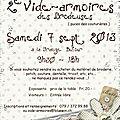 Vide-armoires 2013, c'est bientôt..!!