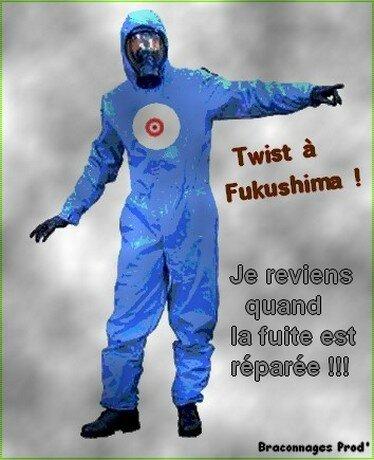 Twist à Fukushima