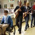 Glee 2x19 'rumours'