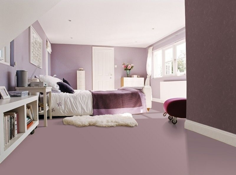Id e chambre rouge amande for Idee de decoration de chambre