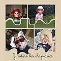Arthur et les chapeaux