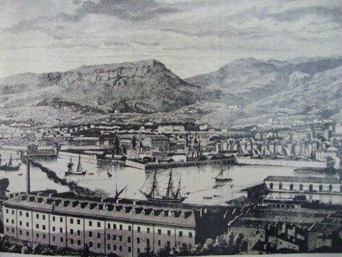Toulon 1850