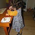 Robe en molleton russian doll ottobre