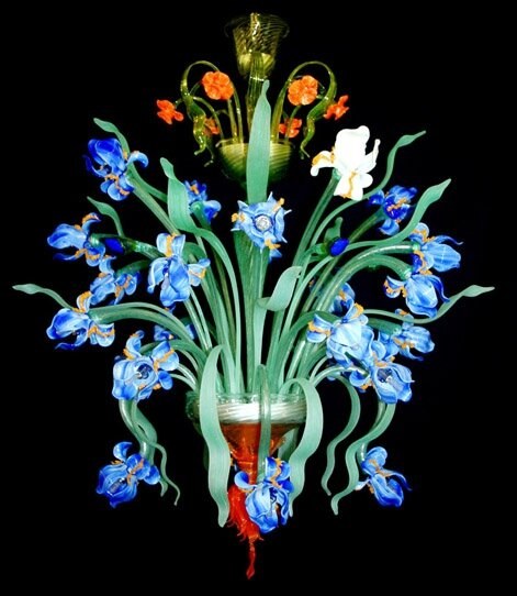 Lustre Iris