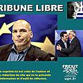 Le récit discutable de varoufakis des origines de la crise grecque et ses étonnantes relations avec la classe politique