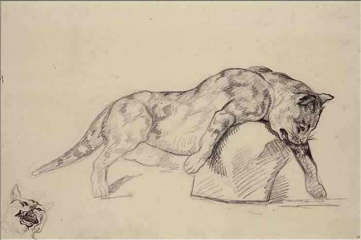 Géricault, XIXem siècle