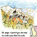 Défi des mousquetaires n°74 - le pays que vous aimeriez visiter
