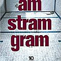 Am stram gram, m.j.arlidge