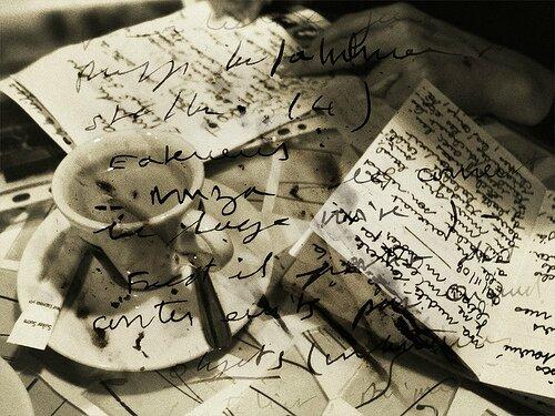 J'écris ton nom