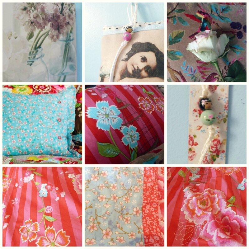PicMonkey Collage rouge