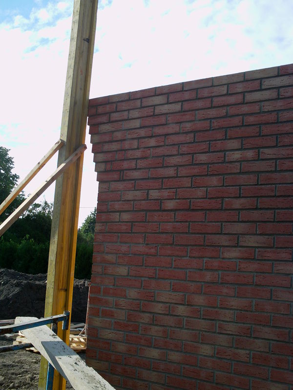 3eme jour construction de ma maison dans le nord par for Castor construction