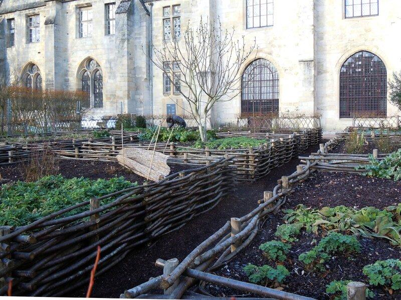 Jardin 9 carrés