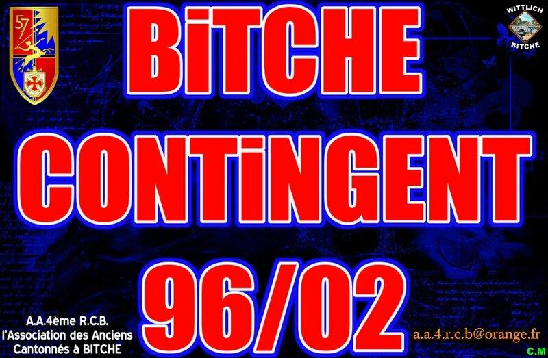 BiTCHE CONTiNGENT 96-02b