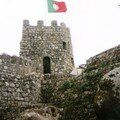 Sintra castelo de los Mouros 3