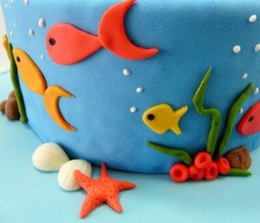 Gâteau anniversaire enfant Nîmes
