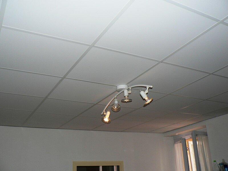 Pose d un plafond suspendu 28 images faux plafond avec for Lumiere suspendu