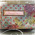 2010-10 * 24 - Mini Album Tags Venise pour l'Anni de Laurie