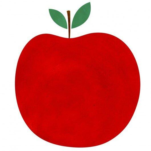 Blanca Gomez - Pomme rouge