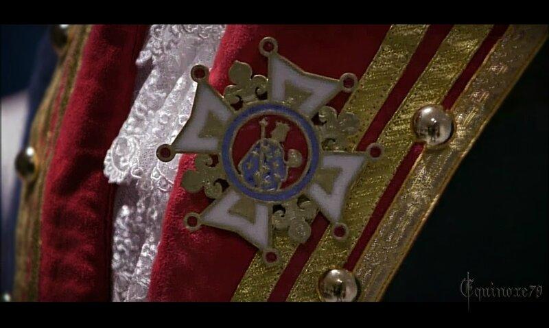 Toussaint-Guillaume Picquet de La Motte grand'croix de l'ordre de Saint-Louis