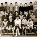 CLASSES DE ROGER BEAU AU LYCÉE MANGIN 1948-55