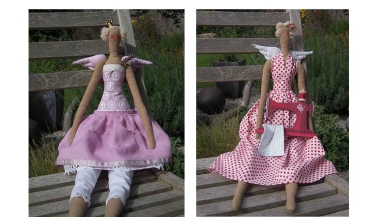 poupées Tilda