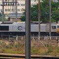 ECR, Class 77 vue de Pont Cardinet Paris