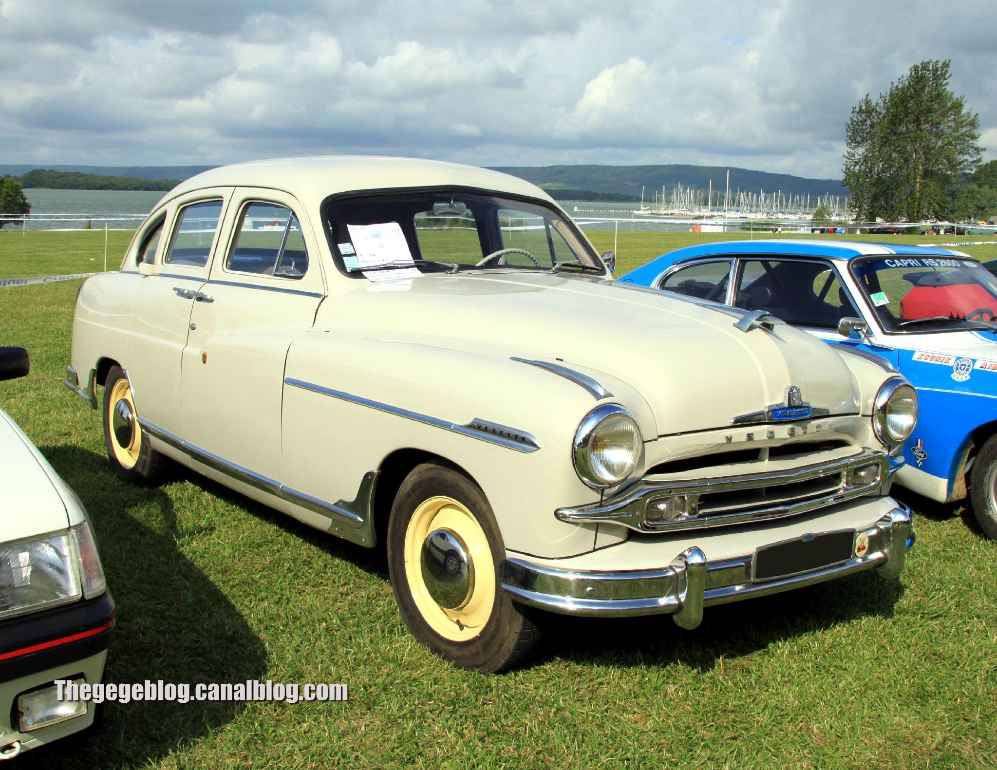 Ford vedette de 1954 retro meus auto madine 2012 the g g blog