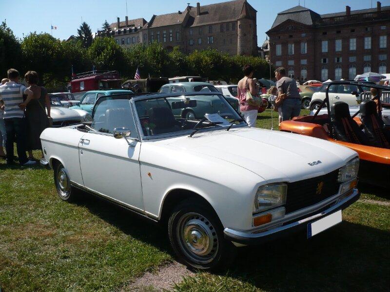 Peugeot Saverne : peugeot 304s cabriolet 1974 saverne 1 photo de 008 7e rohan locomotion de saverne le 23 ~ Gottalentnigeria.com Avis de Voitures
