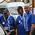 La blue army des bénévoles sur tous les fronts(3)