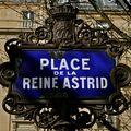 Place de la Reine-Astrid.