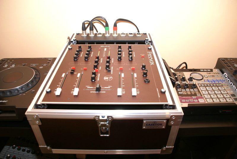 une DJ 4 dernière génération